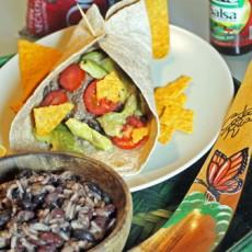 Burrito Costa Rica