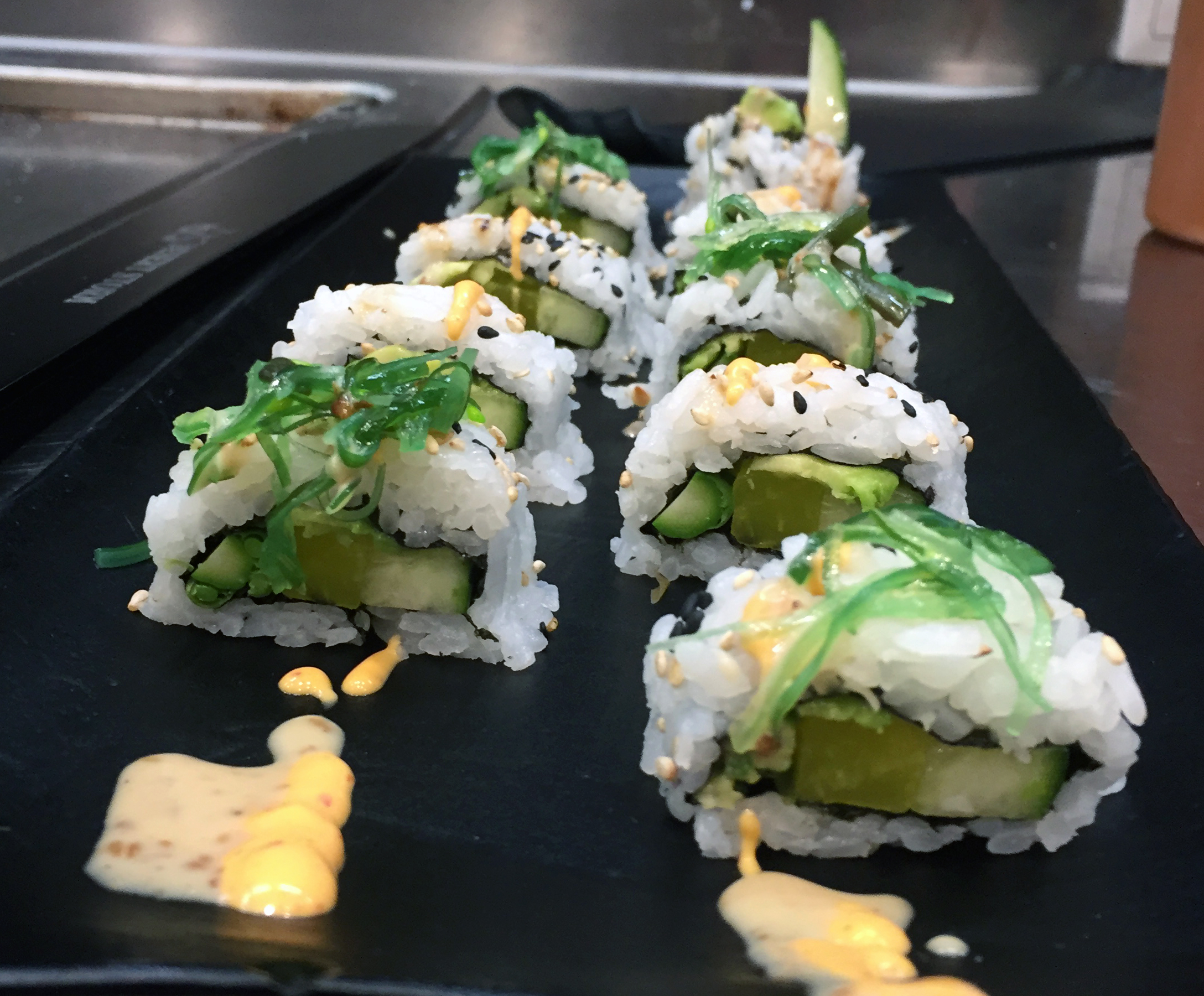 Sushi-Workshop bei Lucy Wang Innsbruck